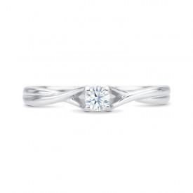 Diamante anillo Solitario TWIST - SR 51