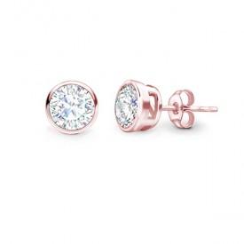 dormilonas-pendientes-oro-rosa-chatón-diamantes