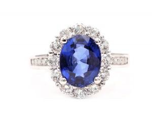 anillos de compromiso zafiro