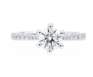 anillos compromiso diamantes