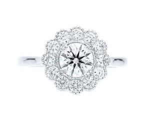 anillo de compromiso Granada