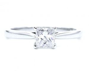 Anillo Diamante corte Princesa, Surya - SR 3