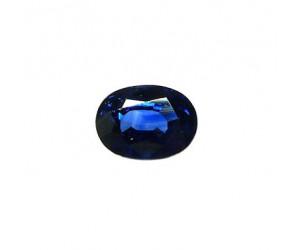 zafiros- zafiro oval