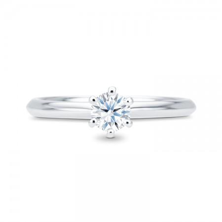 anillo clásico brillante HANA SR21