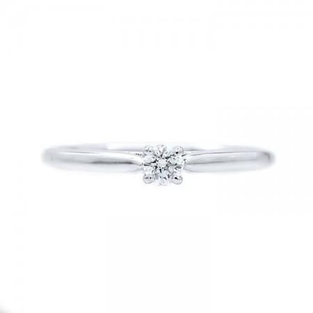 anillo compromiso clasico - lido