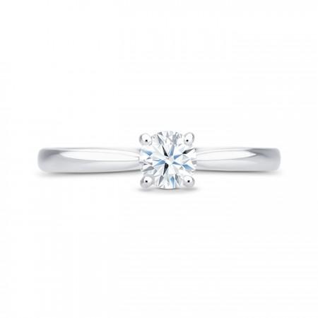 anillo harmony platino sr 10 PT
