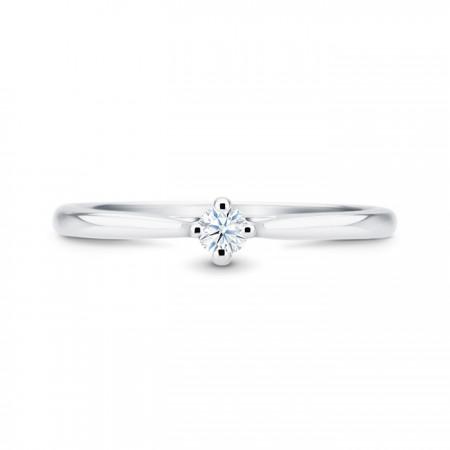 anillo platino Toledo - SR 31 PT