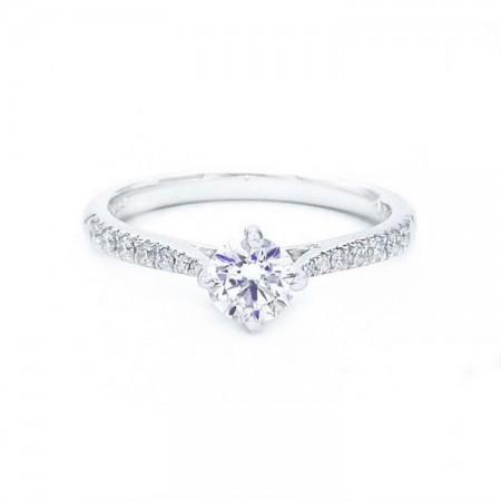 anillo pedida clásico LISBOA