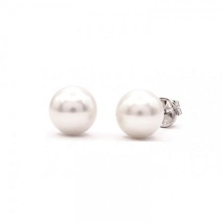 pendientes perlas australianas, Jorge Juan Joyero