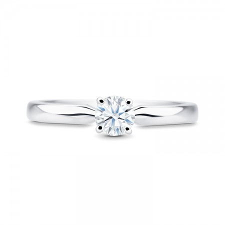 solitario diamante cuatro garras VIENA SR19