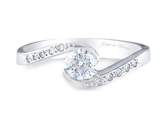 Anillo Diamantes Umi B -SC 4B