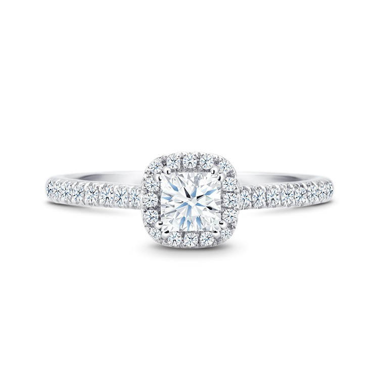 Anillo Diamante corte Princesa Kyoto - SR 2