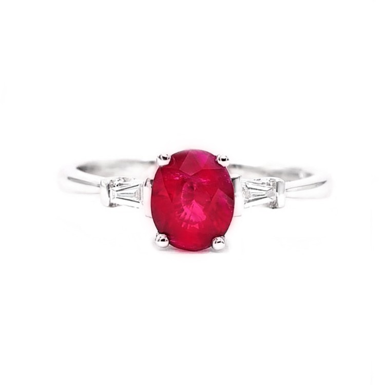 Anillo Rubí RED FLORIDA - SC 298 R