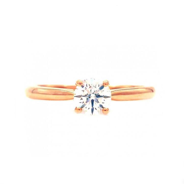 anillo oro rosa hanabi