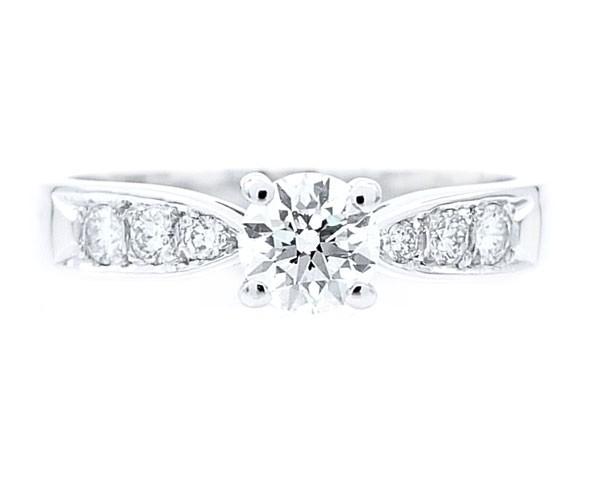 Anillo diamante HIGASHI - SKS 4/1
