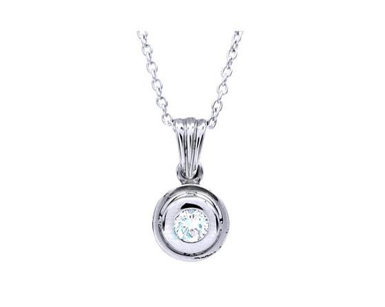 Colgante Diamante NAVY - CM 12