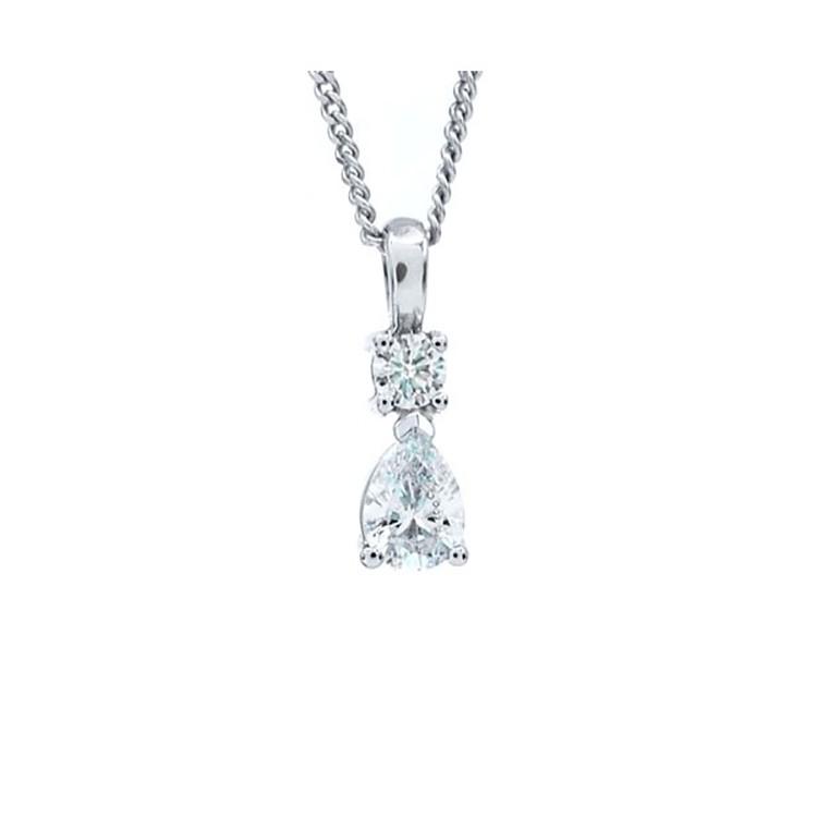 Colgante Diamante Pera - CCE 2