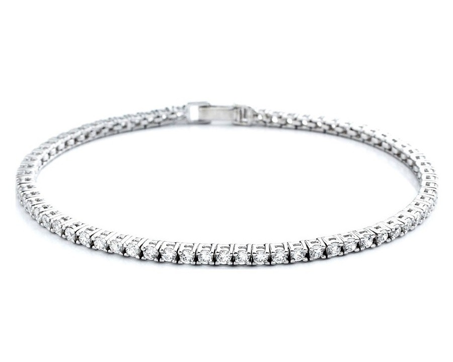 Pulsera Riviere Diamantes - RB 7