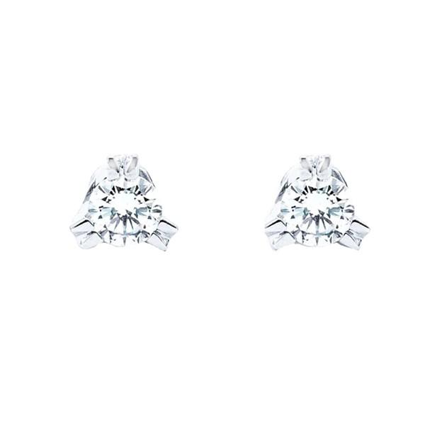 """Pendientes Diamante """"Shalosha"""" - PM 82"""
