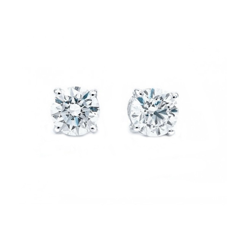 pendientes garras diamantes PC 80