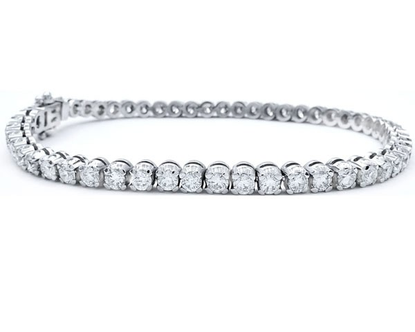 Pulsera Riviere Diamantes Midori - RB 3