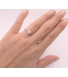 anillo diamante talla brillante -