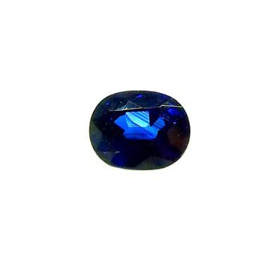 Zafiro Azul Intenso - Ref 394 - 2,06