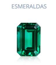 anillos de esmeraldas
