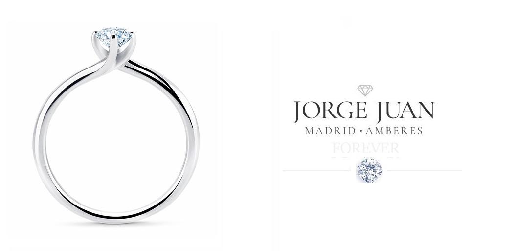 anillo solitario - Jorge Juan Joyeros