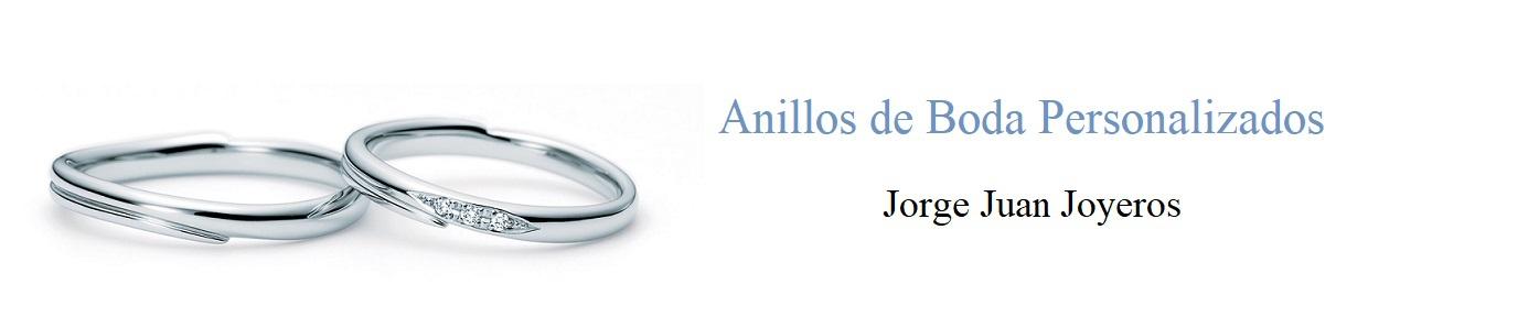 alianzas de boda Madrid