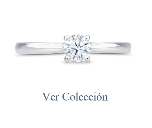 anillos de compromiso diamantes