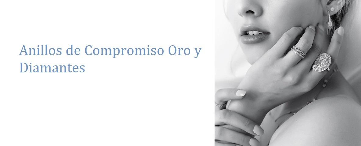 anillos de compromiso Jorge Juan Joyeros