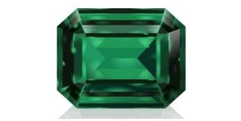 anillos de esmeralda