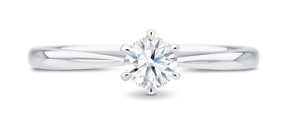 anillos de platino