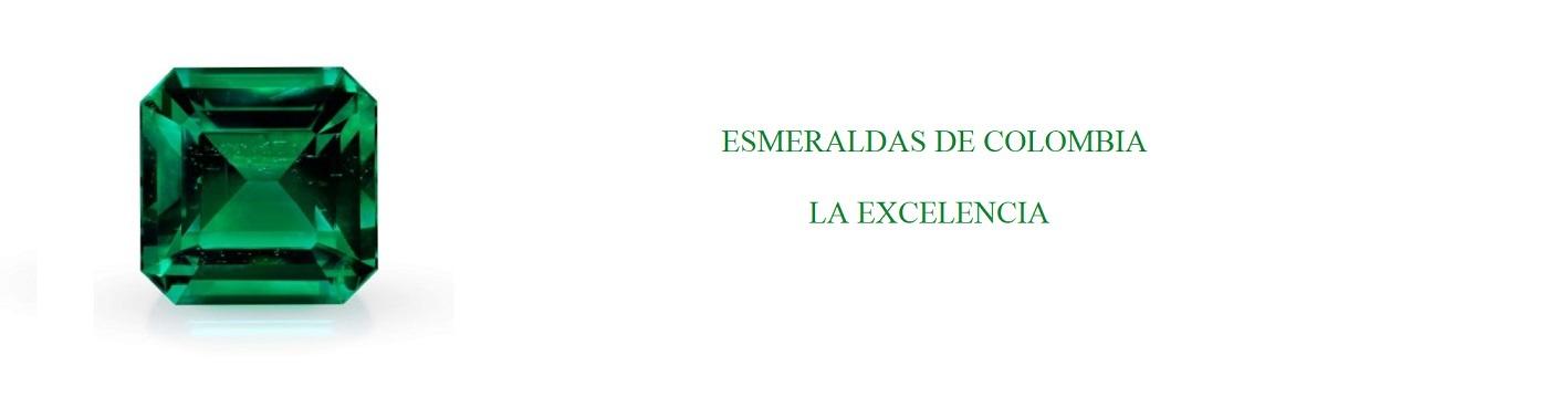 esmeraldas colombianas