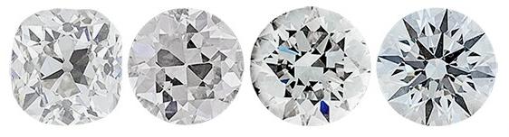 diamantes tallados